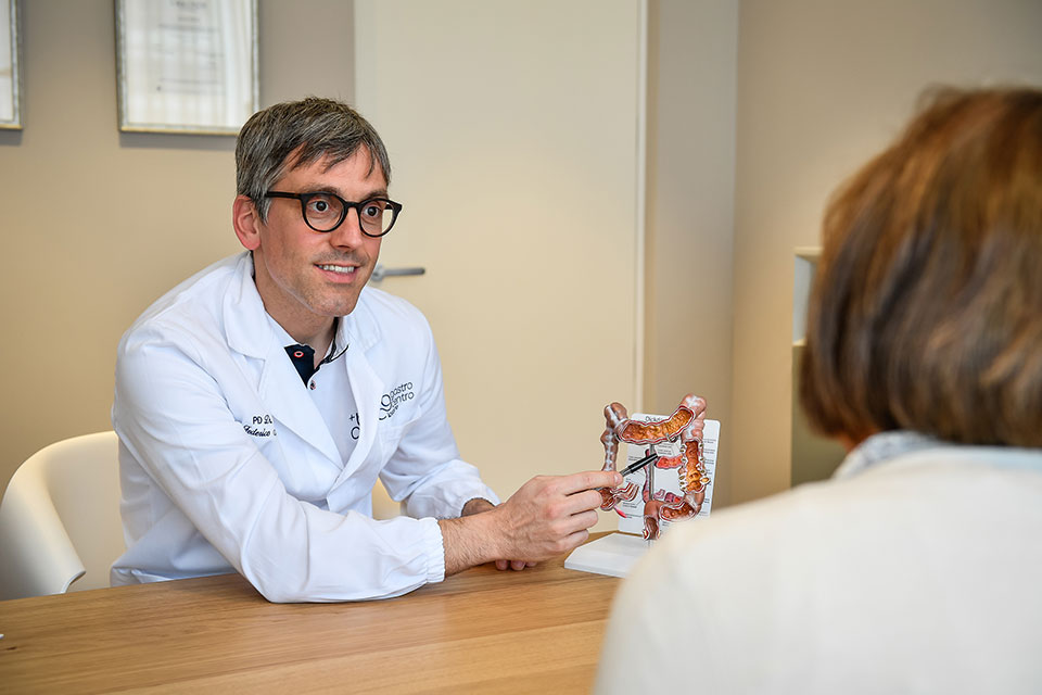 Gastroscopia consultazione specialistica