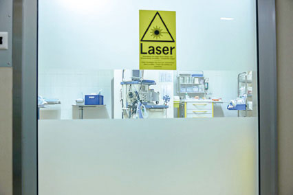 teconologia sala operatoria